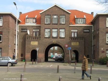 Vrijstaathof Oud