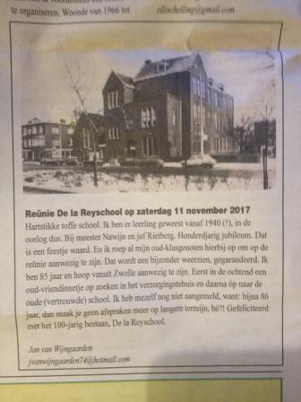De Oud Hagenaar 31.11.2017